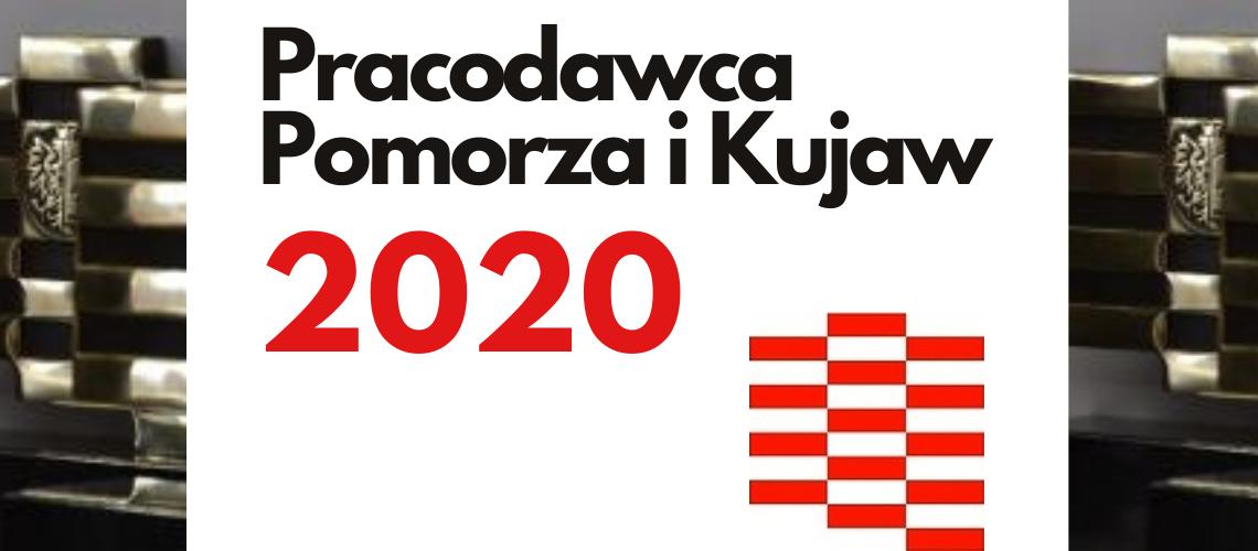 Gala konkursu Pracodawca Pomorza i Kujaw 2020