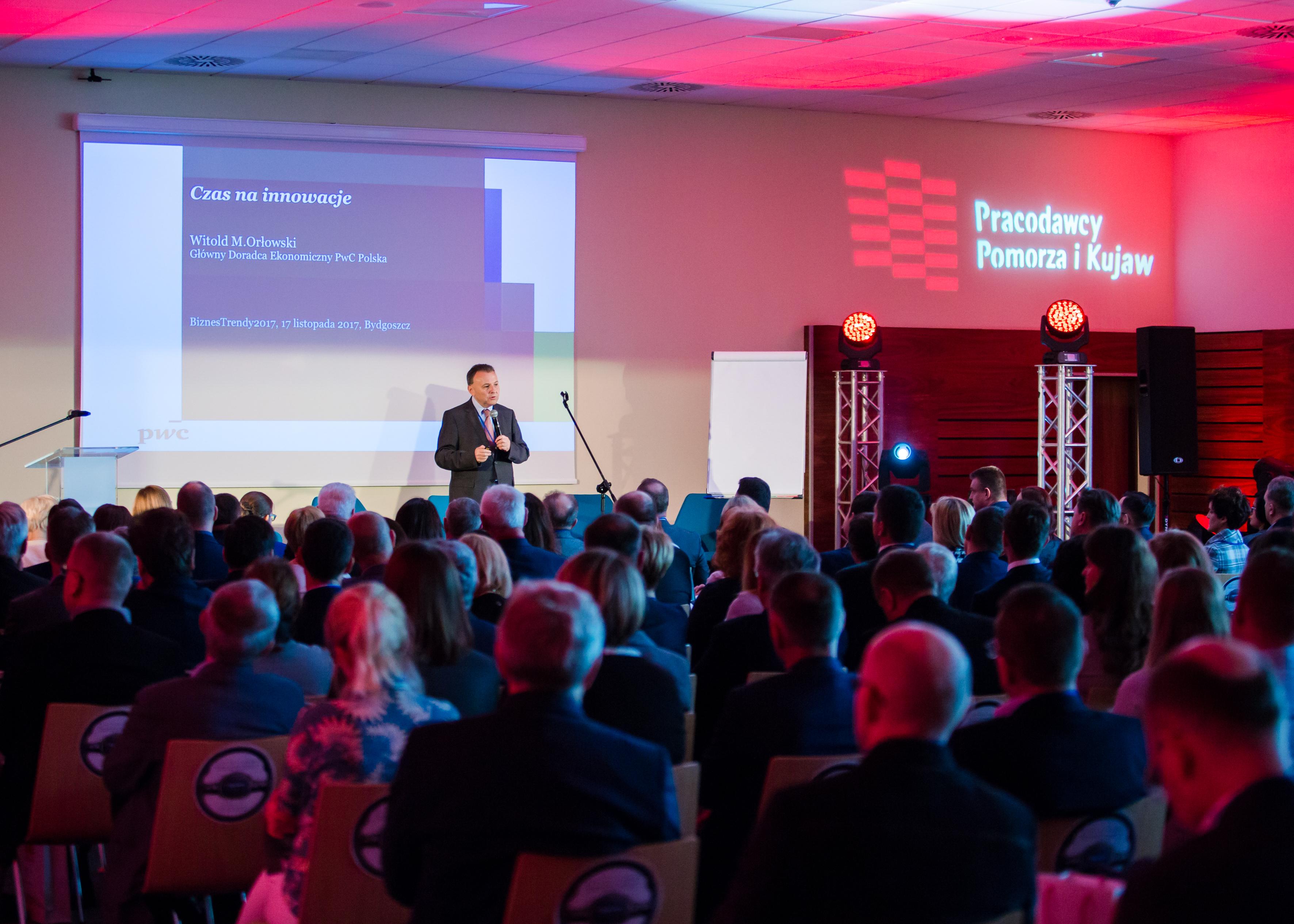 Konferencja Biznes Trendy