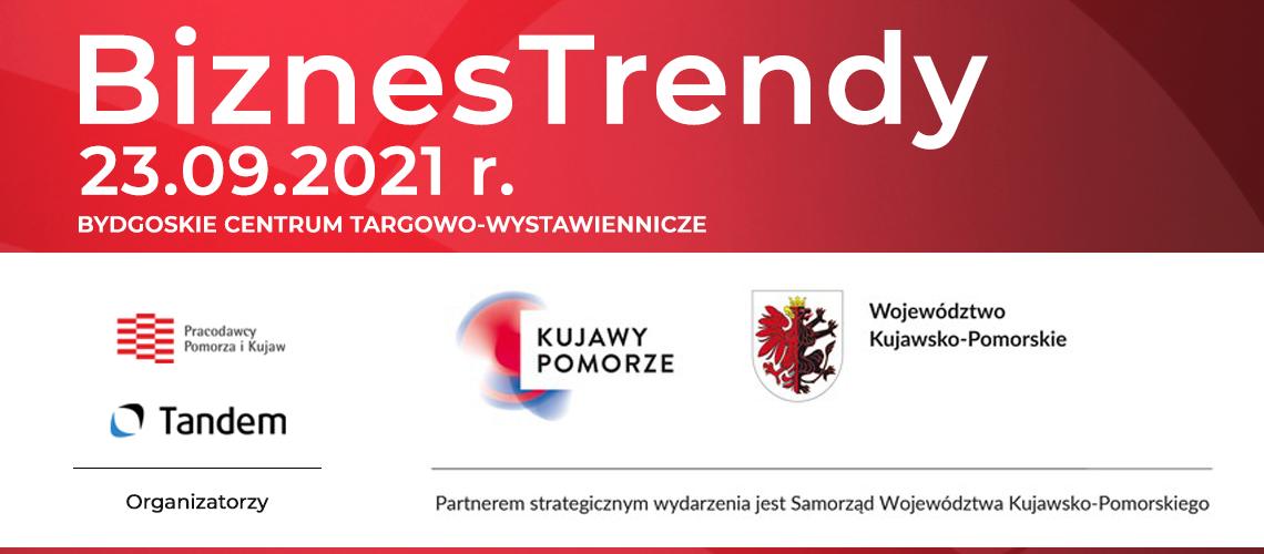 Zapraszamy na konferencję Biznes Trendy!